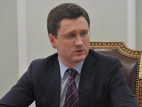 Міністр енергетики РФ Олександр Новак