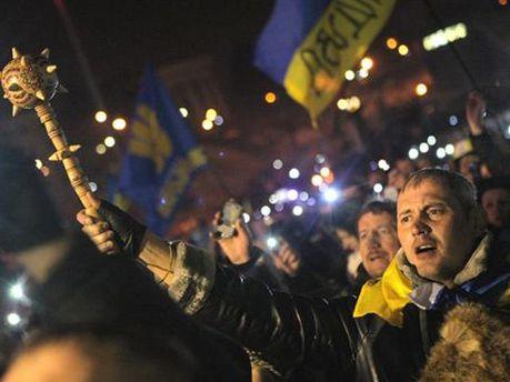 Майдан - территория достоинства