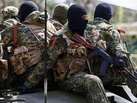 Пророссийские террористы