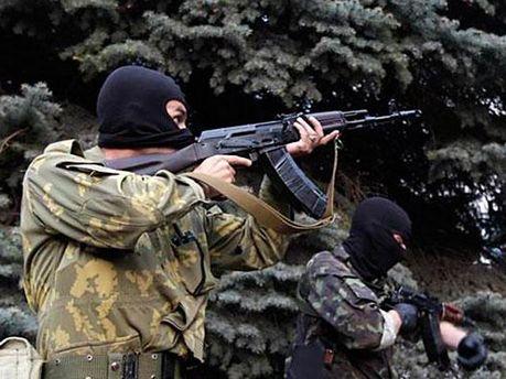 Донецкие террористы