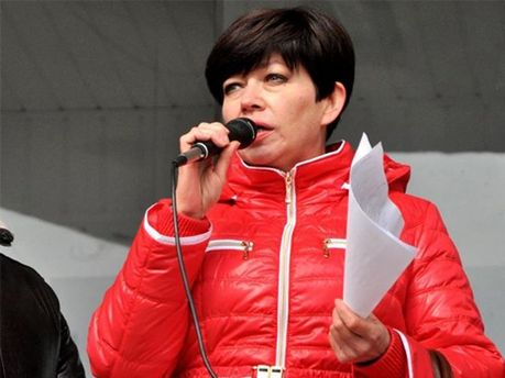 Ірина Полторацька