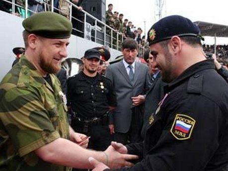 Рамзан Кадиров і бойовики