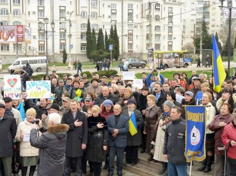 Українці у Криму