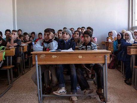 Сирийские школьники будут изучать русский язык