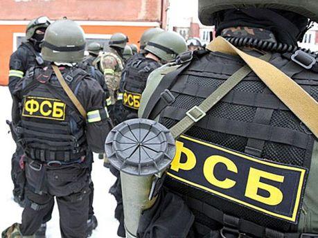Бійці ФСБ
