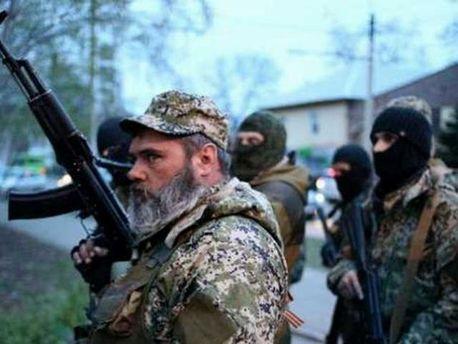 Терористи у Слов'янську