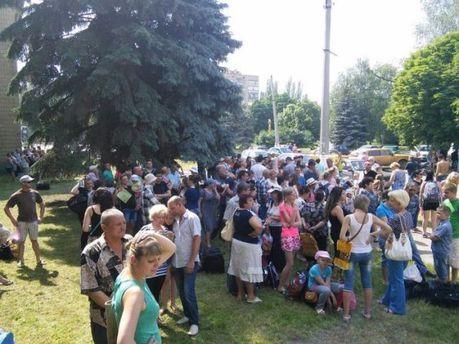Діти зі Слов'янська