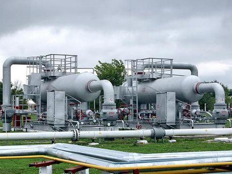 Газове сховище