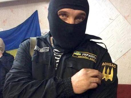 """Командир батальйону """"Донбас"""" розкритикував """"Правий сектор"""", - ЗМІ"""