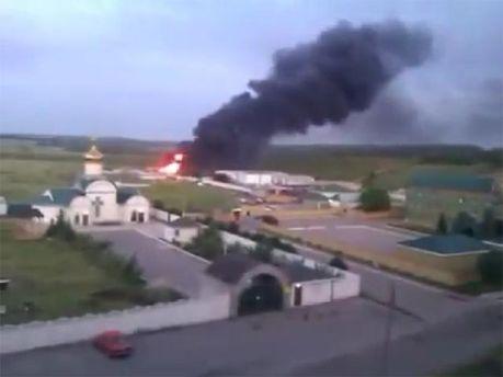 Прикордонна застава в Луганську