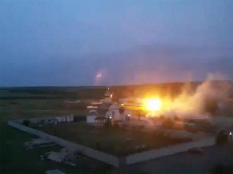 Бій у Луганську