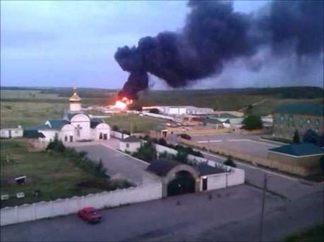 Противостояние в Луганске