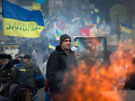 Участник Майдана