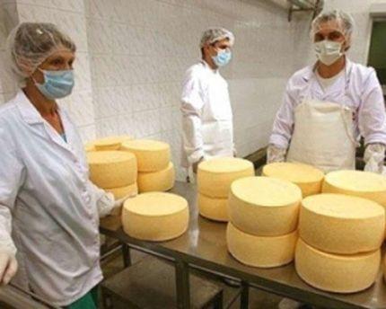 Сыр с Украины