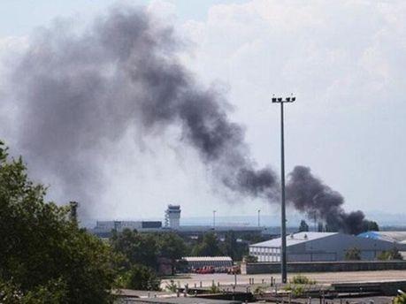Донецкий аэропорт 26 мая
