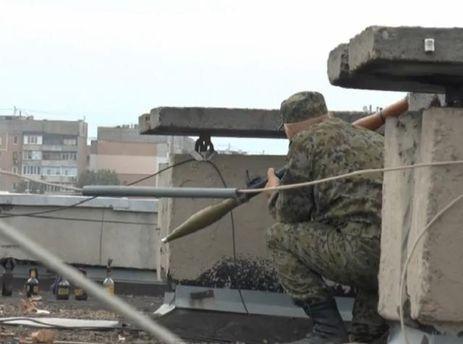 Оружие террористов на Донбассе: с чего стреляют оккупанты и сепаратисты (Видео)