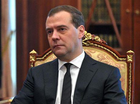 Дмитро Мєдведєв