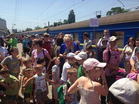 Діти з Луганщини