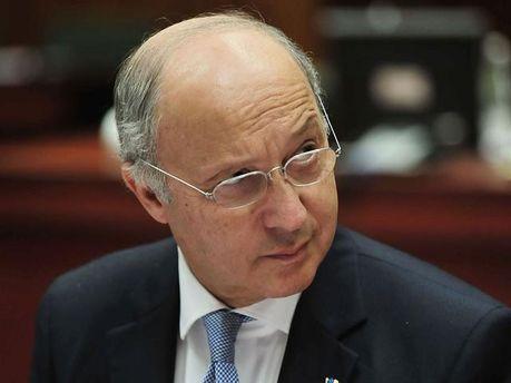 Глава МЗС Франції Лоран Фабіус