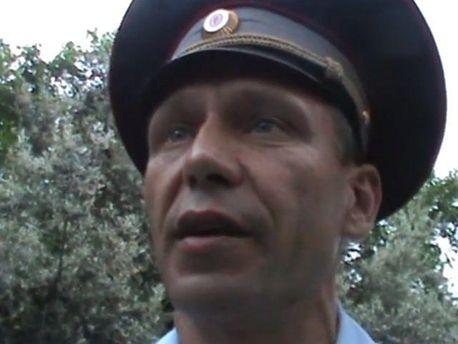 Поліція в Криму