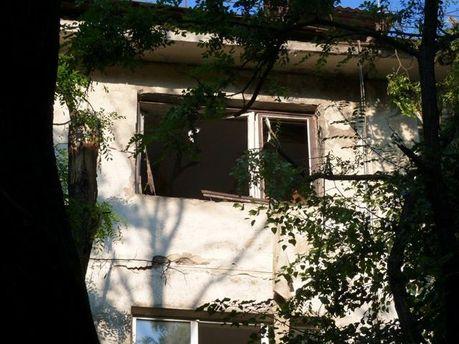 Будинок, де стався вибух