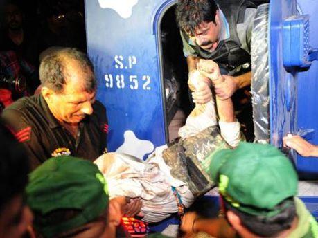 Після бою в Карачі