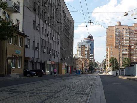 На вулицях Донецька