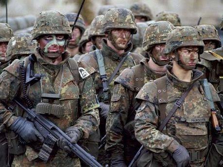 Військовослужбовці НАТО