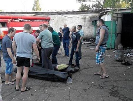 Після стрілянини в Торезі