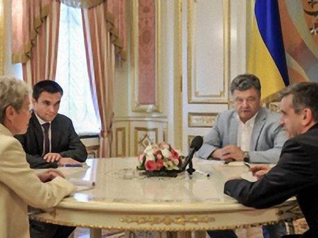 Тристороння контактна група (Україна, Росія, ОБСЄ)