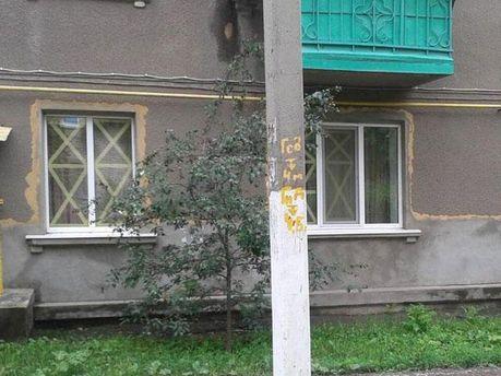 Окна в Славянске