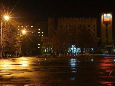 Нічний Слов'янськ