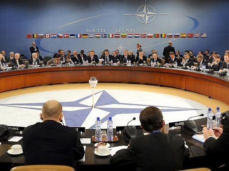 Засідання НАТО