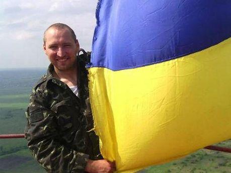 Гвардієць Мирослав Гай