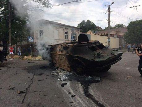 Мариуполь после боя
