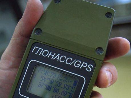Пристрій ГЛОНАСС