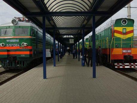 Потяги Укрзалізниці