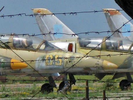 Аэродром в Чугуеве