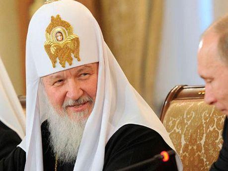 Патріарх Кирил