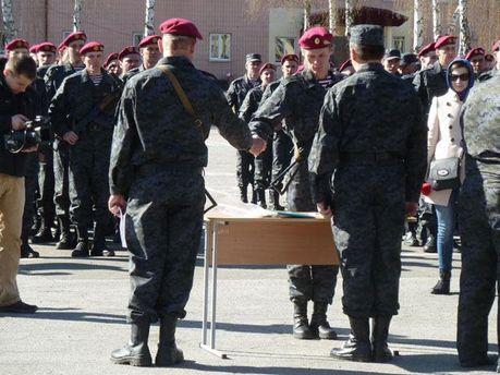 Солдаты Нацгвардии