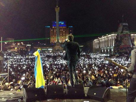 ОЕ на Майдані
