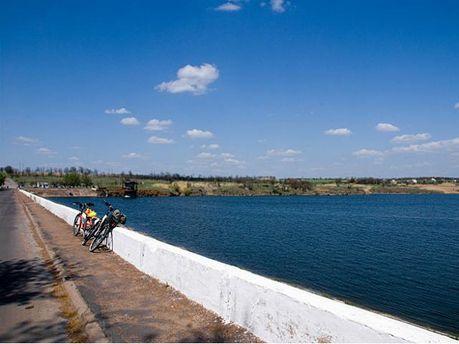 Павлопольское водохранилище
