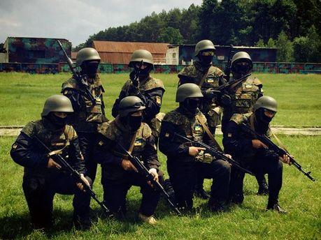 Бійці батальйону