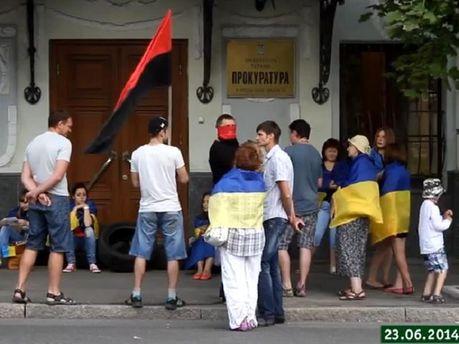 Прокурор Харьковщины обещает разобраться с избиениями активистов в Харькове (Видео)