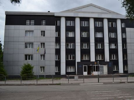 Здание Мариупольской порокуратуры
