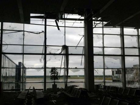 Аеропорт у Донецьку