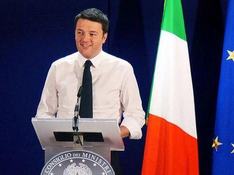 Прем'єр-міністр Італії Маттео Ренці
