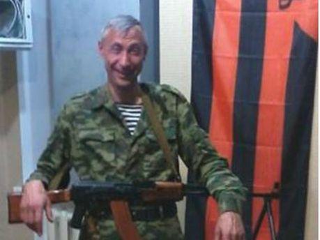 """СБУ встановила особу ватажка бойовиків """"Якут-снайпера"""" (Фото)"""