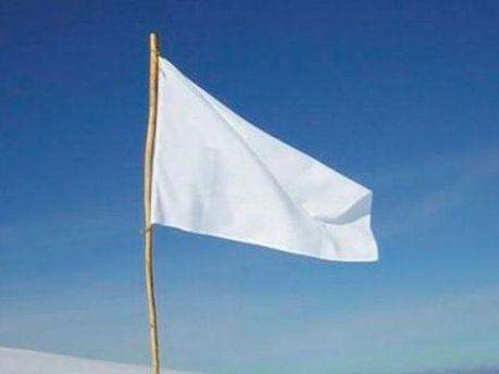 Білий прапор
