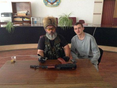 Маріупольський стрімер та російський терорист